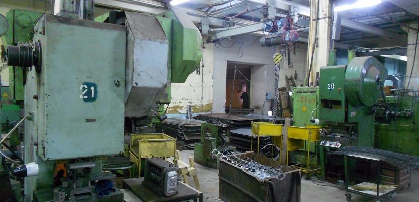Галтовка металлических деталей в Новосибирске