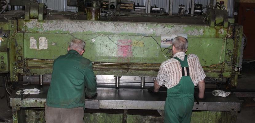 Порезка листового металла в Новосибирске