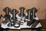Химическое оксидирование стальных деталей